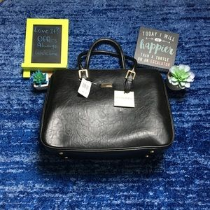 NWT Mondani New York Black Mogombo Tote